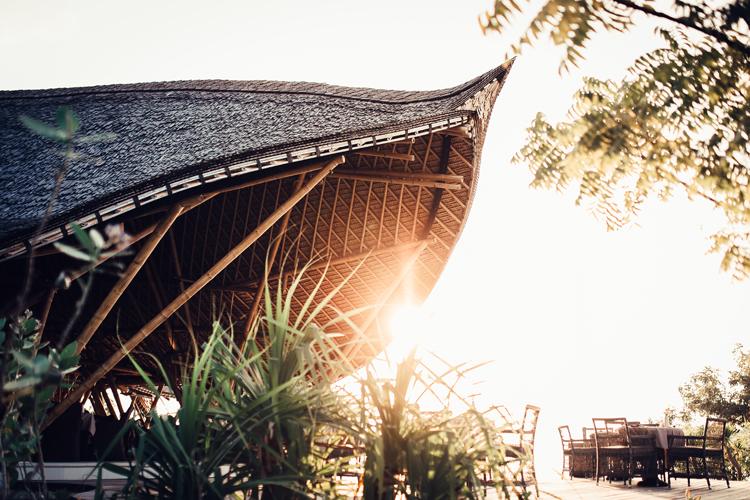 Suarga Padang Padang Sustainable Architecture