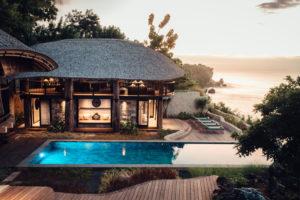 Suarga Padang Padang Bajau Villa with pool