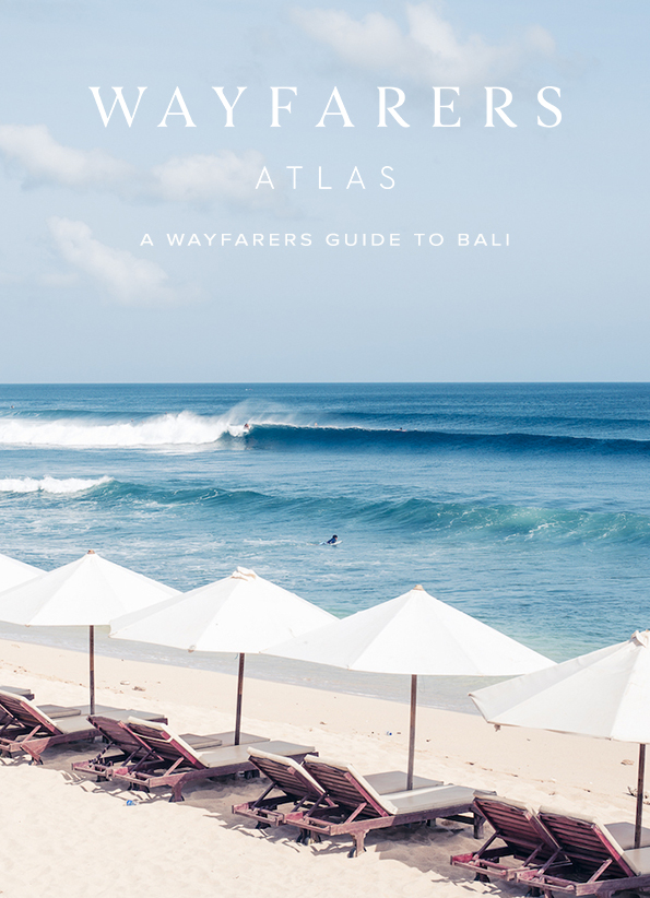 Travel guide to bali