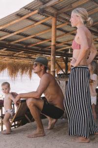 Warung surf checks in Bali