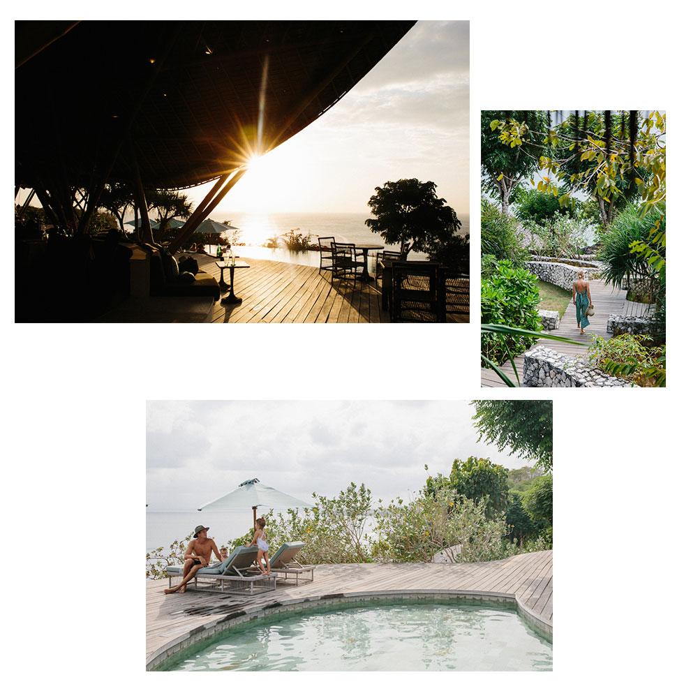 Suarga Padang Padang an incredible clifftop surf resort in Bali